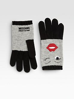 Moschino - Wink Gloves