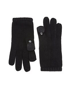 Portolano - Blackberry Gloves
