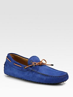 Tod's - New Laccetto Gommini Driver