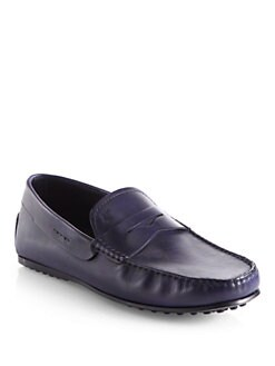 Tod's - City Gommino Moccasins