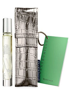 Chantecaille - Vetyver Roll on Fragrance/0.26 oz.