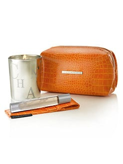 Chantecaille - Frangipane Roll On and Candle Set