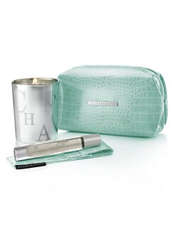 Chantecaille - Tiare Roll On and Candle Set