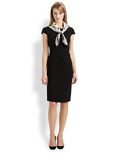 Weekend MaxMara - Morgana Draped Dress