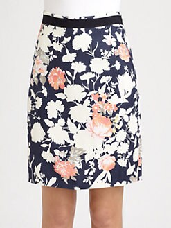Weekend MaxMara - Cotton Gregory Skirt