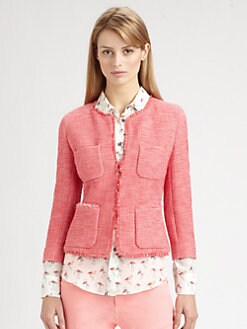 Weekend MaxMara - Mattino Woven Blazer