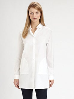 Weekend MaxMara - Medea Button-Down Tunic