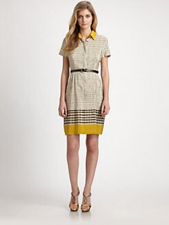Weekend MaxMara - Silk/Cotton Boario Dress