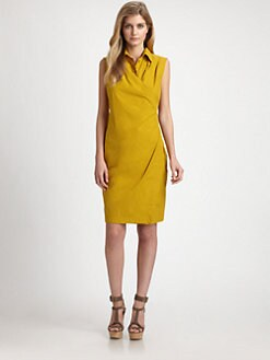 Weekend MaxMara - Cotton Condor Dress