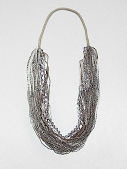 Weekend MaxMara - Multi-Strand Beaded Necklace