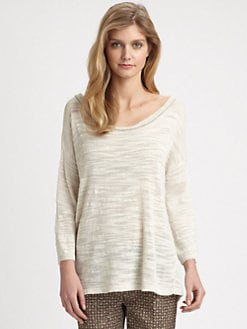 Weekend MaxMara - Alida Slub Sweater