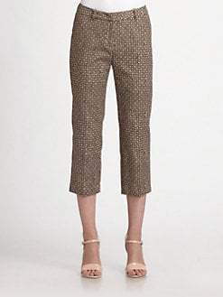 Weekend MaxMara - Calais Cropped Pants