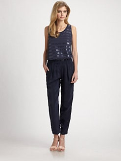 Weekend MaxMara - Lorena Sequined Top