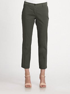 Weekend MaxMara - Audrey Ankle-Length Pants