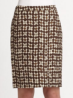 Weekend MaxMara - Fabia Straight Skirt