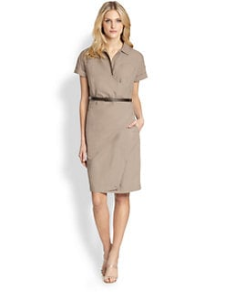 Weekend MaxMara - Colle Wrap Shirtdress