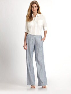 Weekend MaxMara - Linen Sandra Shirt
