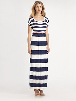 Weekend MaxMara - Linen Hatley Maxi Dress