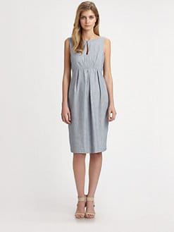 Weekend MaxMara - Melfi Pinstripe Dress