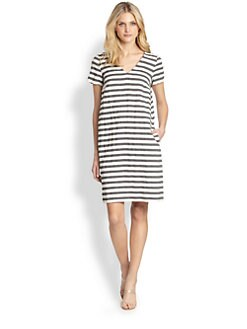 Weekend MaxMara - Pirro Stripe Dress
