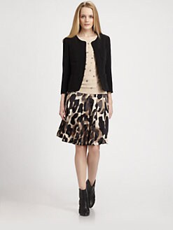 Weekend MaxMara - Short Patch-Pocket Jacket