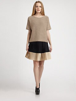 Weekend MaxMara - Short-Sleeve Sweater
