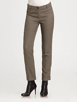 Weekend MaxMara - Houndstooth Pants