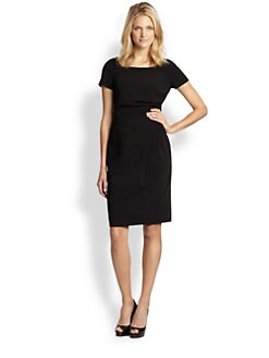 Weekend MaxMara - Mochi Side-Ruched Dress