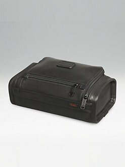 Tumi - Alpha Leather Travel Kit