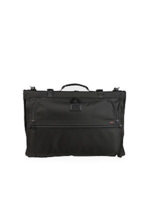 Buy carry on garment bags - Tumi Tri-Fold Carry-On Garment Bag - Black