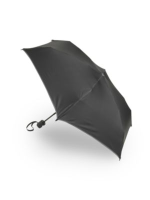 MEDIUM AUTO CLOSE UMBRELLA - BLACK