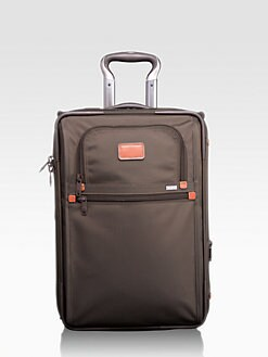 Tumi - Alpha International Zippered Expandable Carry-On