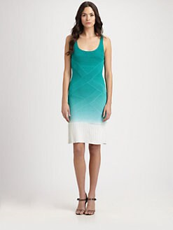 Catherine Malandrino - Pointelle Tank Dress