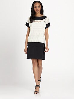 Catherine Malandrino - Joanna Shift Dress
