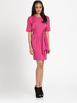Catherine Malandrino - Elanor Belted Dress