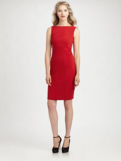Catherine Malandrino - Sleeveless Sheath Dress