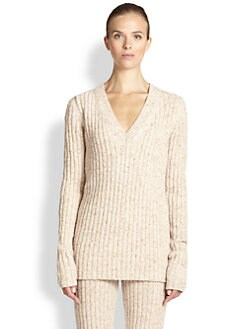 Marc Jacobs - Cashmere V-Neck Sweater