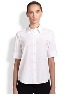 Marc Jacobs - Cotton Button-Down Shirt