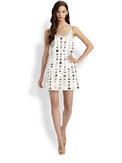 Marc Jacobs - Linen Tank Dress