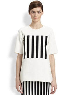 Marc Jacobs - Sequin Stripe Tunic