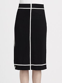 Marc Jacobs - Merino Pencil Skirt