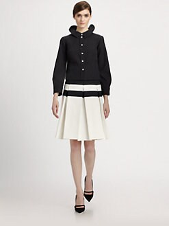 Marc Jacobs - Ruffle Collar Shirt