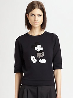 Marc Jacobs - Mickey Mouse Sweatshirt
