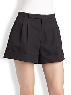 Marc Jacobs - Cuffed Shorts