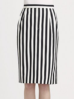Marc Jacobs - Striped Trouser Skirt