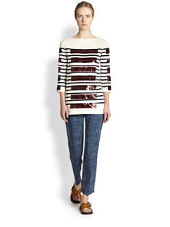 Marc Jacobs - Stripe Top
