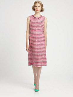 Marc Jacobs - Tweed Dress