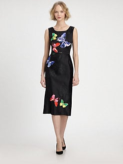 Marc Jacobs - Belted Butterfly Dress