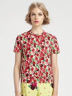 Marc Jacobs - Floral Sweater