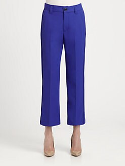 Marc Jacobs - Cropped Trousers